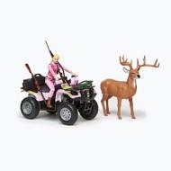 New Ray Girl's Wildlife Hunter Set