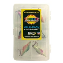 Lindy Rattl'N Flyer Spoon 6 Pack Kit