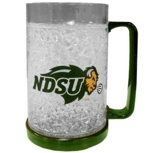Duck House North Dakota State Bison Freezer Mug