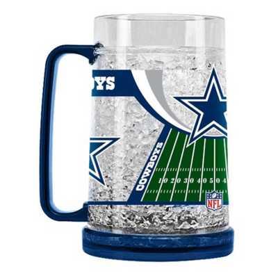 Duck House Dallas Cowboys Freezer Mug