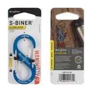 Nite Ize S-Biner Slidelock Aluminum