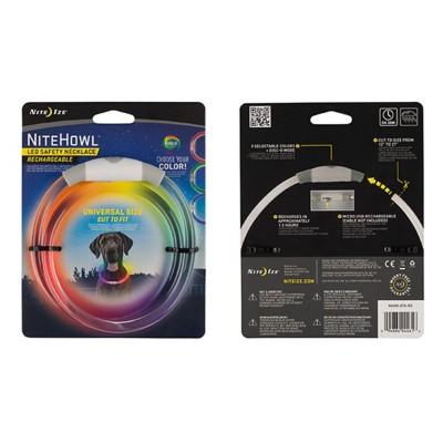 Nite Ize NiteHowl Rechargable LED Safety Necklace