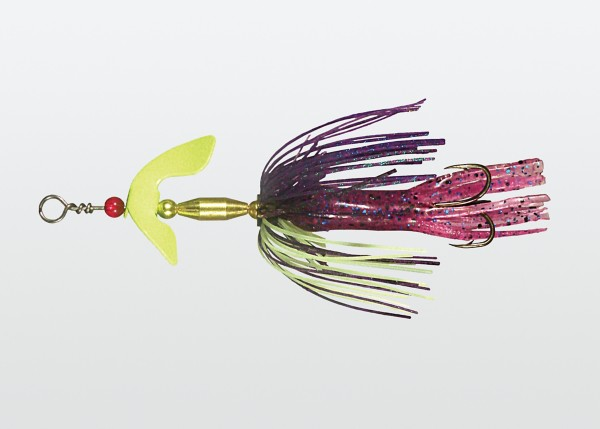 Brass Chartreuse Purple