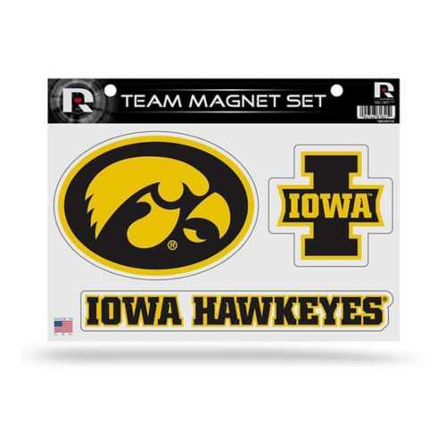 Rico Iowa Hawkeyes 8x11 Magnet Set