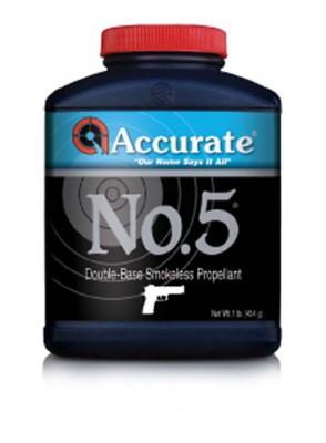 Accurate No. 5 Handgun Powder
