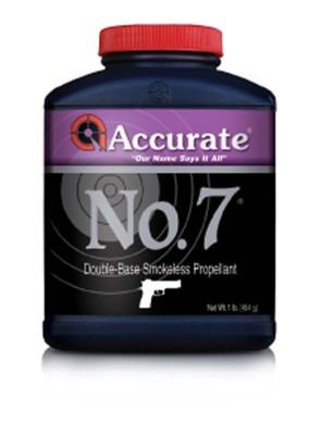 Accurate No. 7 Handgun Powder