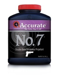 Accurate No. 7 Handgun Powder