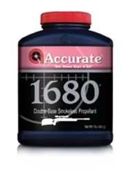 Accurate 1680 Double-Base Smokeless Rifle Reloading Powder