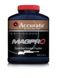 Accurate MAGPRO Double-Base Smokeless Rifle Reloading Powder