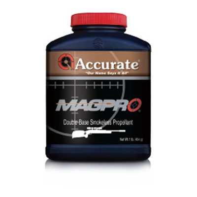 Accurate MAGPRO Double-Base Smokeless Rifle Reloading Powder