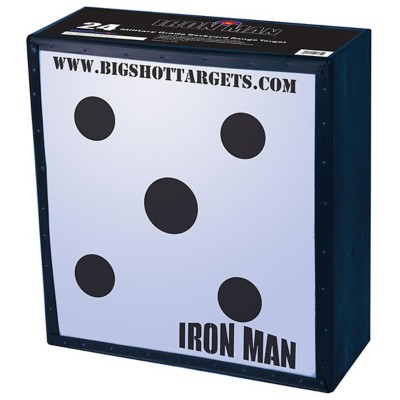 "Iron Man 24"" Xtreme 500 Crossbow Target"