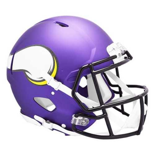 Riddell Minnesota Vikings Full Size Authentic Speed Helmet