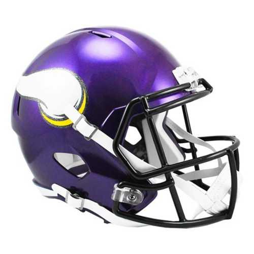 Riddell Minnesota Vikings Full Size Replica Speed Helmet