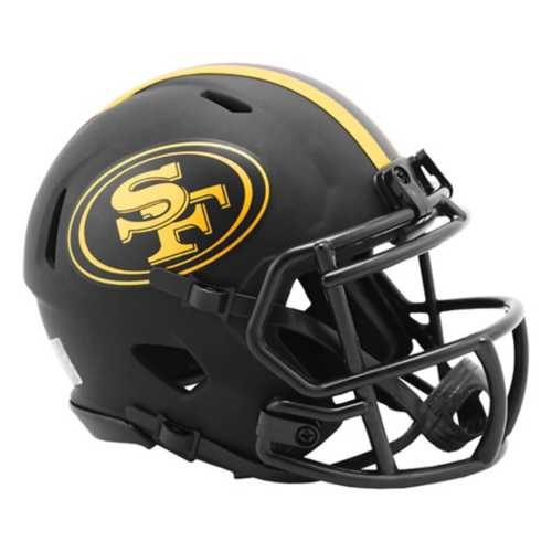 Riddell San Francisco 49ers Eclipse Mini Helmet