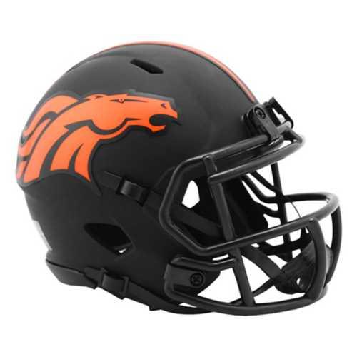 Riddell Denver Broncos Eclipse Mini Helmet