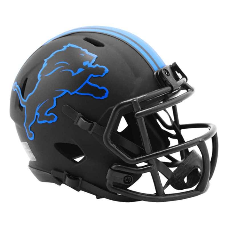 Riddell Detroit Lions Eclipse Mini Helmet