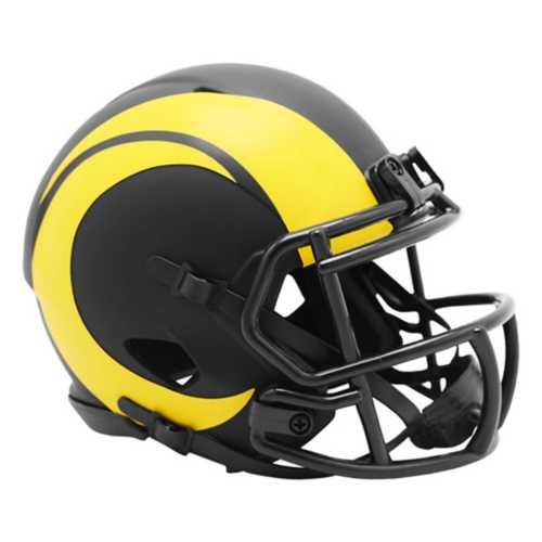 Riddell Los Angeles Rams Eclipse Mini Helmet