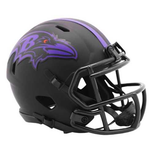 Riddell Baltimore Ravens Eclipse Mini Helmet