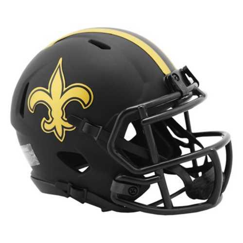Riddell New Orleans Saints Eclipse Mini Helmet