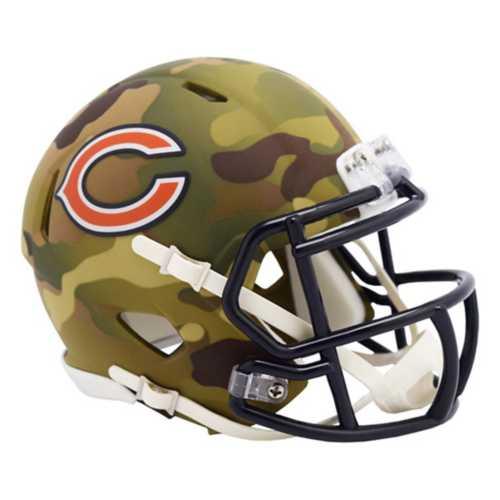 Riddell Chicago Bears Mini Camo Helmet