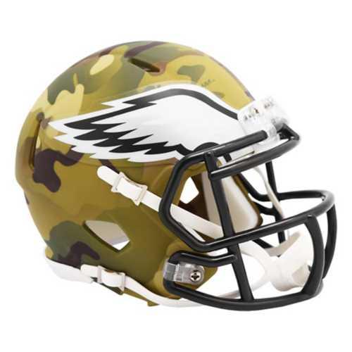 Riddell Philadelphia Eagles Mini Camo Helmet