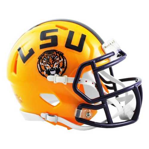 Riddell LSU Tigers Replica Speed Mini Helmet