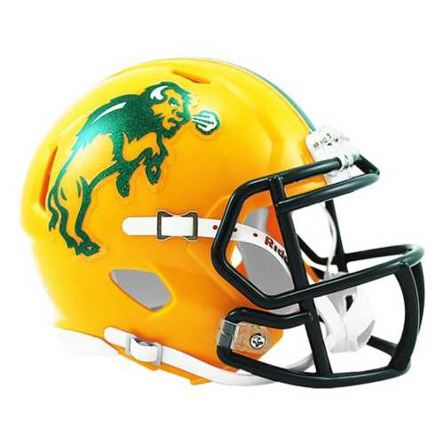 Riddell North Dakota State Bison Replica Speed Mini Helmet