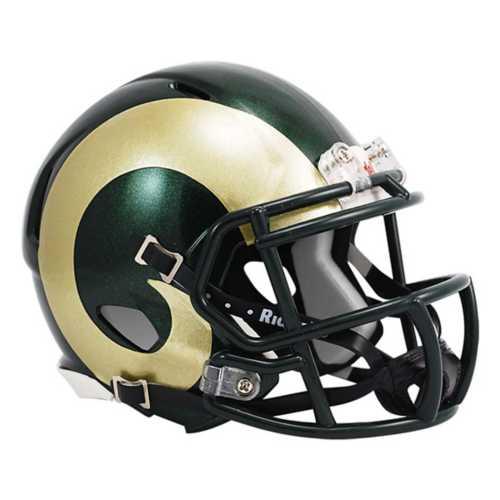 Riddell Colorado State Rams Replica Speed Mini Helmet