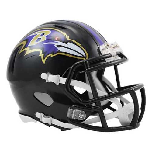 Riddell Baltimore Ravens Speed Mini Helmet