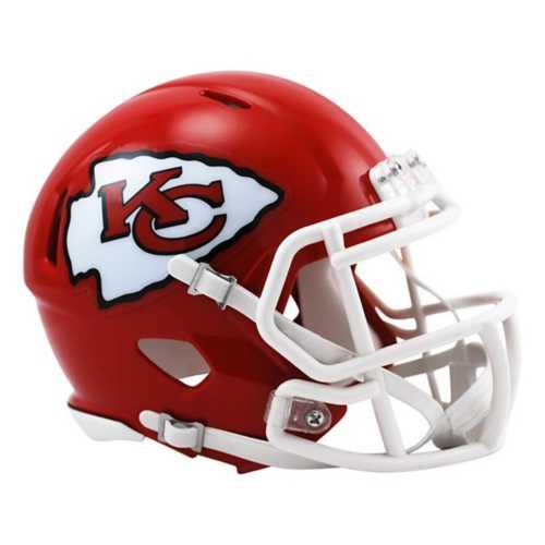 Riddell Kansas City Chiefs Speed Mini Helmet