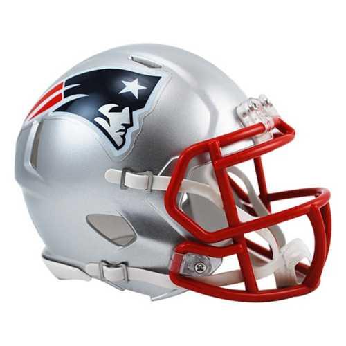 Riddell New England Patriots Speed Mini Helmet