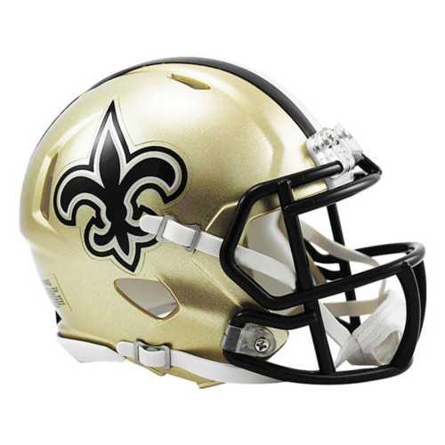 Riddell New Orleans Saints Speed Mini Helmet