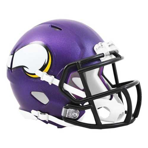 Riddell Minnesota Vikings Speed Mini Helmet