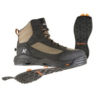 Korkers Greenback Kling-On Sole Wader Shoes
