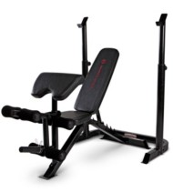Marcy Mid-Size Diamond Exercise Bench