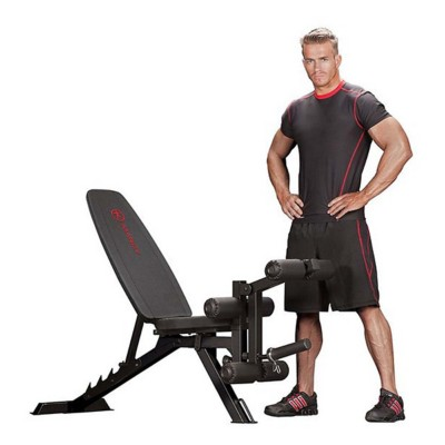 Marcy Deluxe Utility Bench with Leg Developer