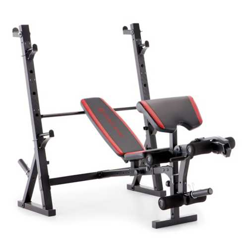 Marcy Pro Olympic Exercise Bench