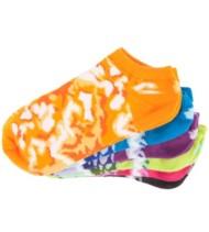 Women's Sof Sole No-Show Tie Dye Socks