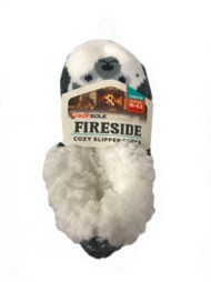 Youth Sof Sole Polar Bear Slipper Socks