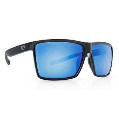 Shiny Black/Blue Mirror