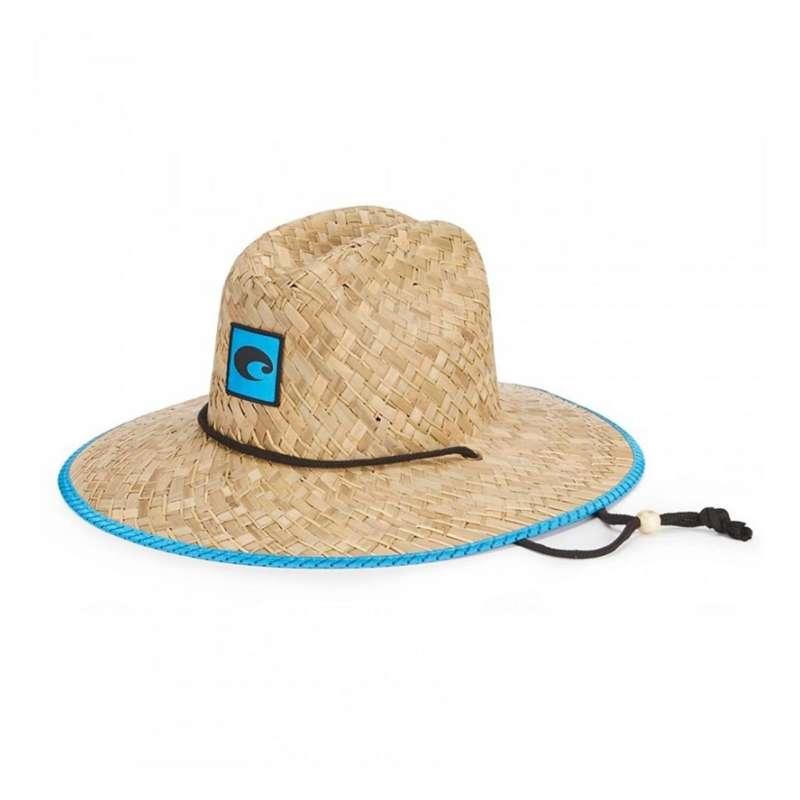 Costa Del Mar Lifeguard Straw Hat