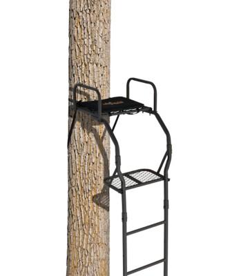 big game warrior pro ladder stand. Black Bedroom Furniture Sets. Home Design Ideas