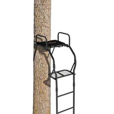 Big Game Warrior Pro Ladder Stand