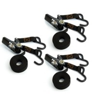 Big Game 3-Pack Treestand Ratchet Straps