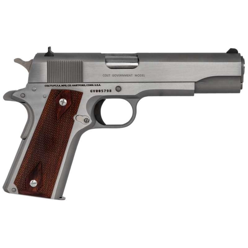Colt O1911C-SS   GOVRNMNT        45      5IN    SS Pistol