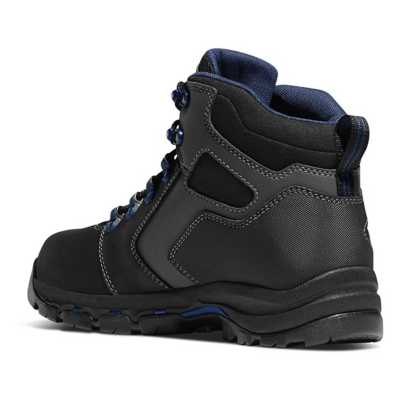 "Men's Danner Vicious 4.5"" Black/Blue NMT Boots"