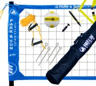 Park and Sun Sports Spectrum Pro Outdoor Volleyball Net Set