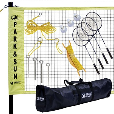 Park and Sun Sports Badminton Net Combo
