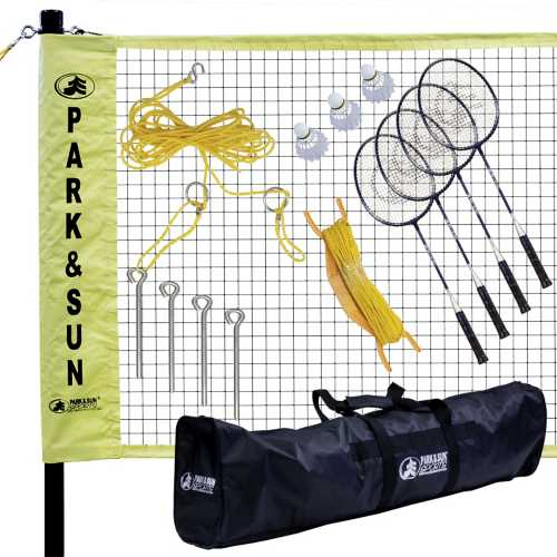 Park and Sun Sports Badminton Net Combo