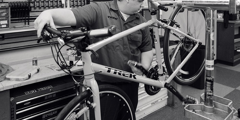 Trek Shop & Services